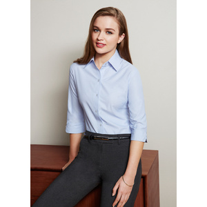 BIZ COLLECTION Ladies Ambassador 3/4 Sleeve Shirt S29521