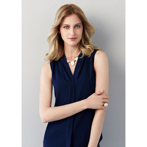 BIZ COLLECTION Ladies Madison Sleeveless S627LN