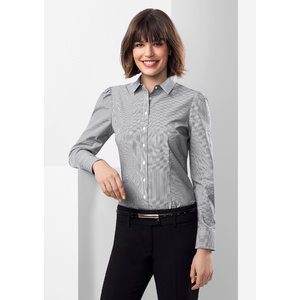 BIZ COLLECTION Ladies Euro Long Sleeve Shirt S812LL