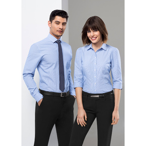 BIZ COLLECTION Ladies Euro 3/4 Sleeve Shirt S812LT