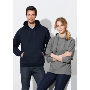 BIZ COLLECTION Mens Crew Hoodie SW760M