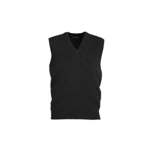 BIZ COLLECTION Mens Woolmix Vest WV6007