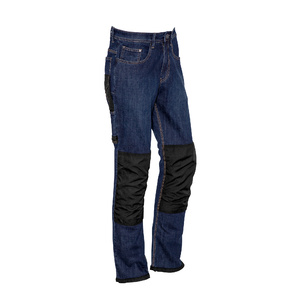 SYZMIK Mens Heavy Duty Cordura® Stretch Denim Jeans ZP508