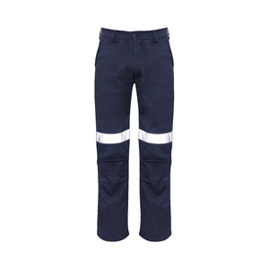 SYZMIK Mens Traditional Style Taped Work Pant ZP523