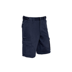 SYZMIK Mens Basic Cargo Short ZS502