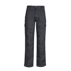 SYZMIK Mens Midweight Drill Cargo Pant (Stout) ZW001S