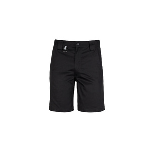 SYZMIK Mens Plain Utility Short ZW011