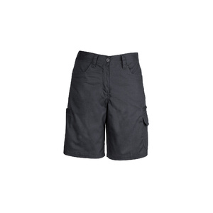 SYZMIK Womens Plain Utility Short ZWL011