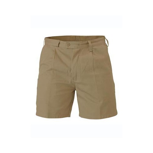 Original Drill Mens Work Short Khaki 77 REG BSH1007_BCDR
