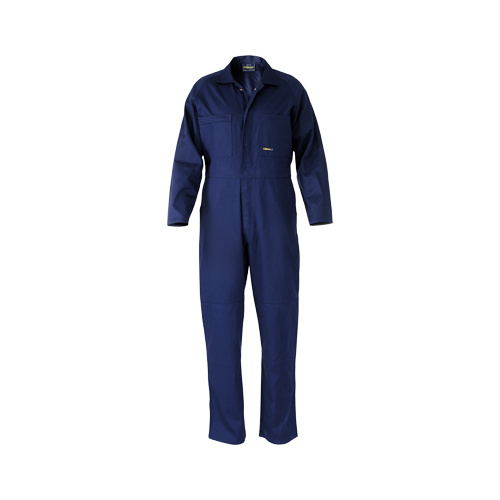 Mens Coveralls Regular Weight Dark Navy 74 LNG BC6007_BPCT