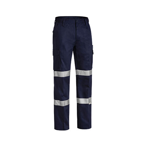 3M Double Taped Cotton Drill Cargo Pant Navy 77 REG BPC6003T_BPCT