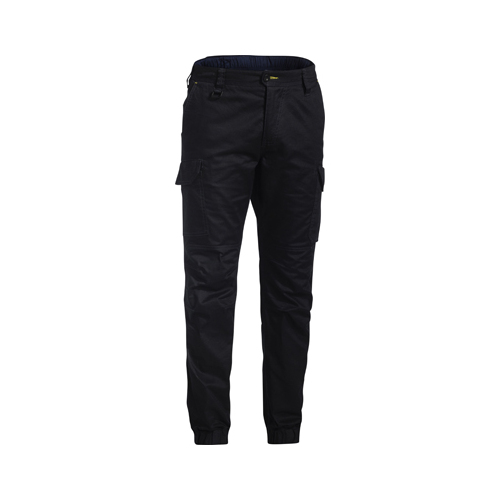 Ripstop Stove Pipe Engineered Cargo Pant Black 72 REG BPC6476_BBLK