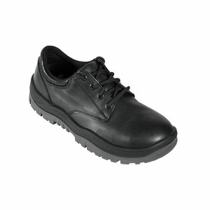 Mongrel Premium Series Black Derby Shoe 210025