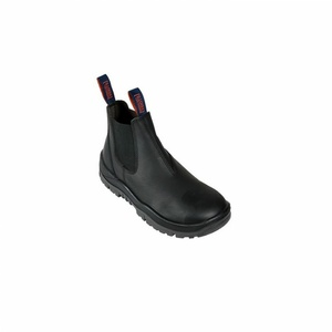 Mongrel Non Safety Series Black Kip Elastic Sided Boot 916020