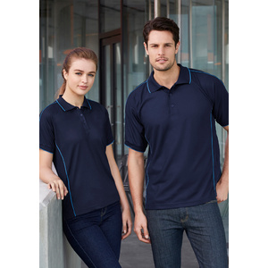 BIZ COLLECTION Mens Resort Polo P9900