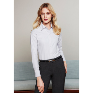 BIZ COLLECTION Ladies Ambassador Long Sleeve Shirt S29520
