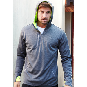 BIZ COLLECTION Mens Pace Hoodie SW635M
